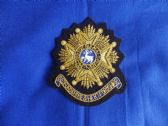 BEDFORDSHIRE AND HERTFORDSHIRE REGIMENT BLAZER BADGE